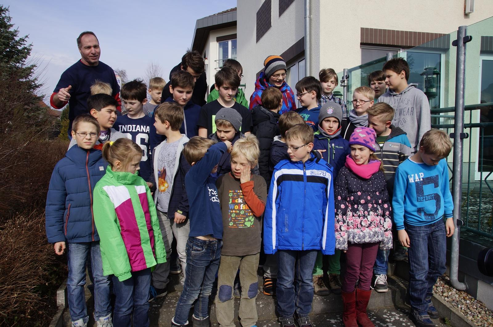 Schulschach Haus an der Schleuse 2015 - Teil 3